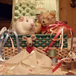 Minty's Marvellous Wedding Dress!