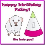 Happy Birthday, Fairy!